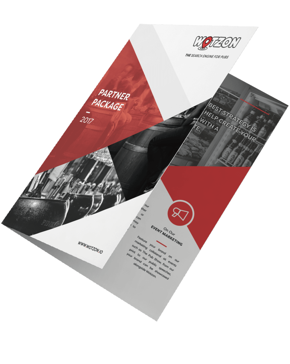 Download Our Partner Brochure